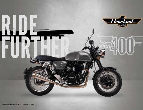 """Cleveland Cyclewerks Indonesia 3rd Anniversary Celebration """"RIDE IT OUT"""""""